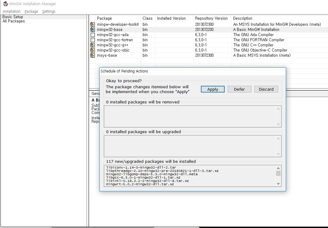 Cross compiling 환경을 위한 eclipse CDT + Mingw환경구축